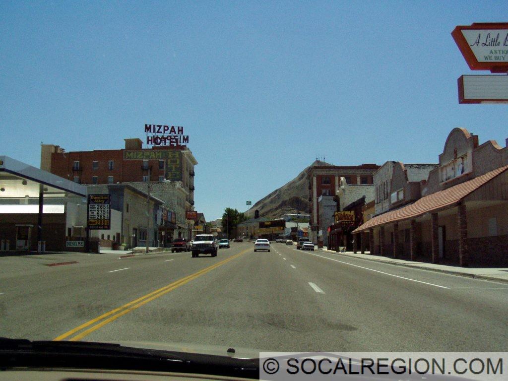 Downtown Tonopah