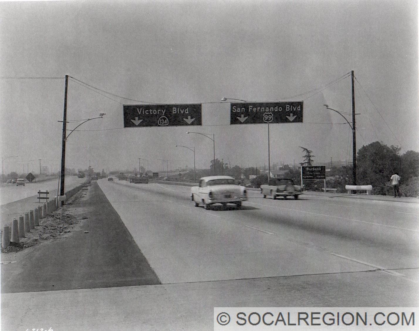 construction on 5 freeway california