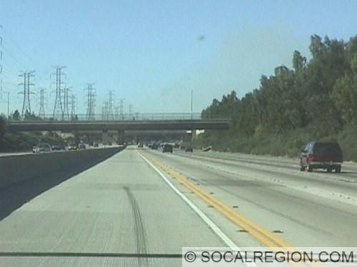 118 through the northern San Fernando Valley near Reseda Blvd.