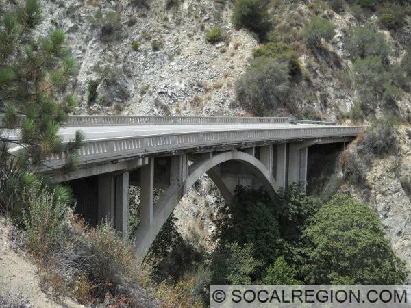 Slide Canyon Bridge - Built 1929
