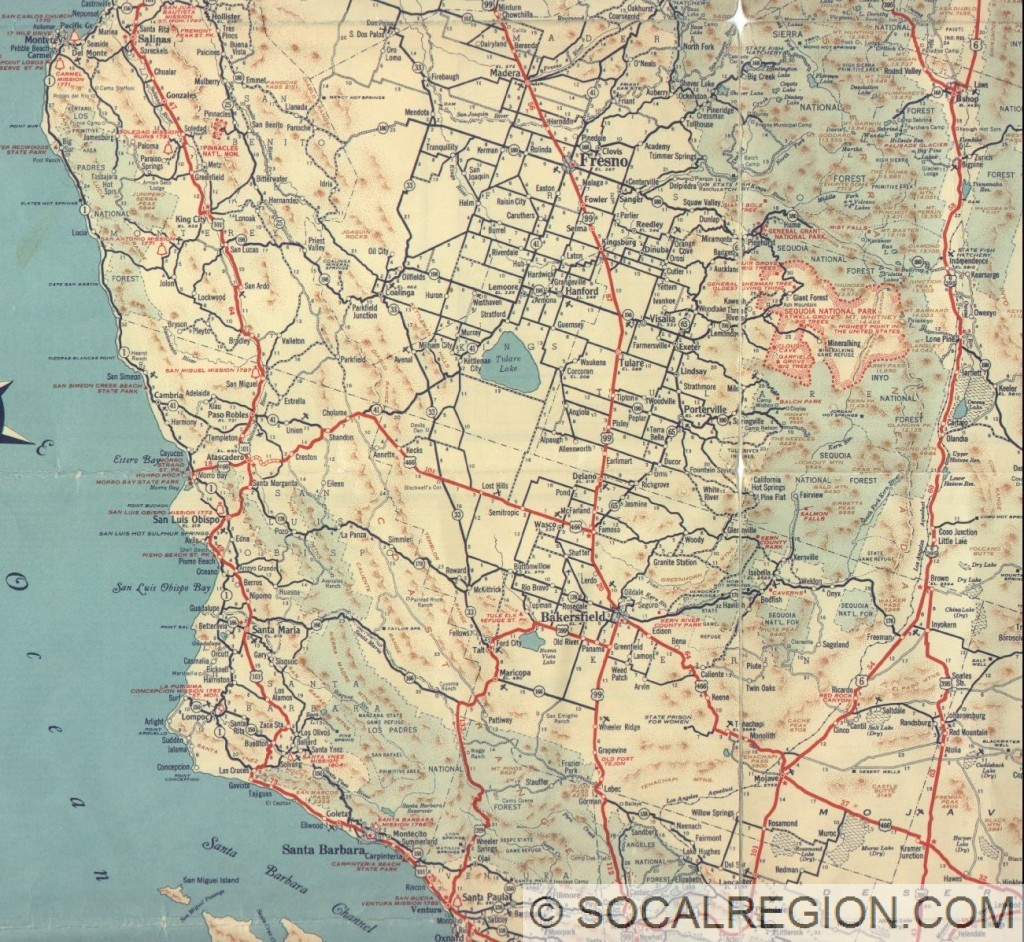 1939 Central California